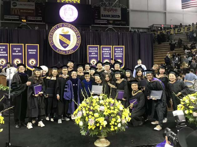美國北愛荷華大學 - 工商管理碩士課程 University of Northern Iowa - Master of Business Administration (MBA)  (Reg no.: 260730)