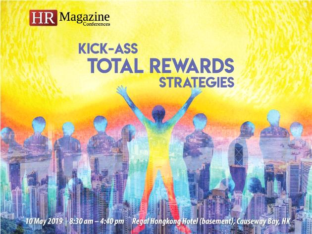 HR Magazine Conference—Kick-ass total rewards strategies