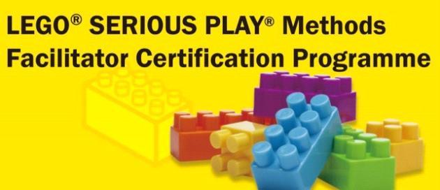 LEGO® SERIOUS PLAY® Methods Facilitator Certification Programme