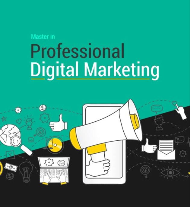 Master in Professional Digital Marketing