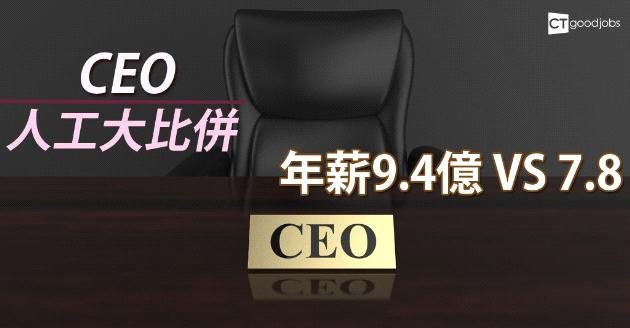 500 CEO薪酬調查 9.4億元 Vs 7.8元