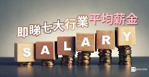 製造業起薪唔過$1萬  一覽7大行業平均入職月薪